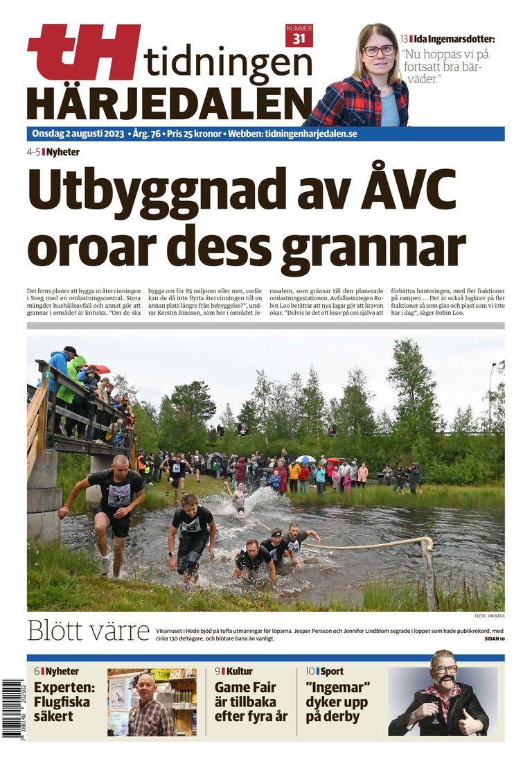 Tidningen Härjedalen